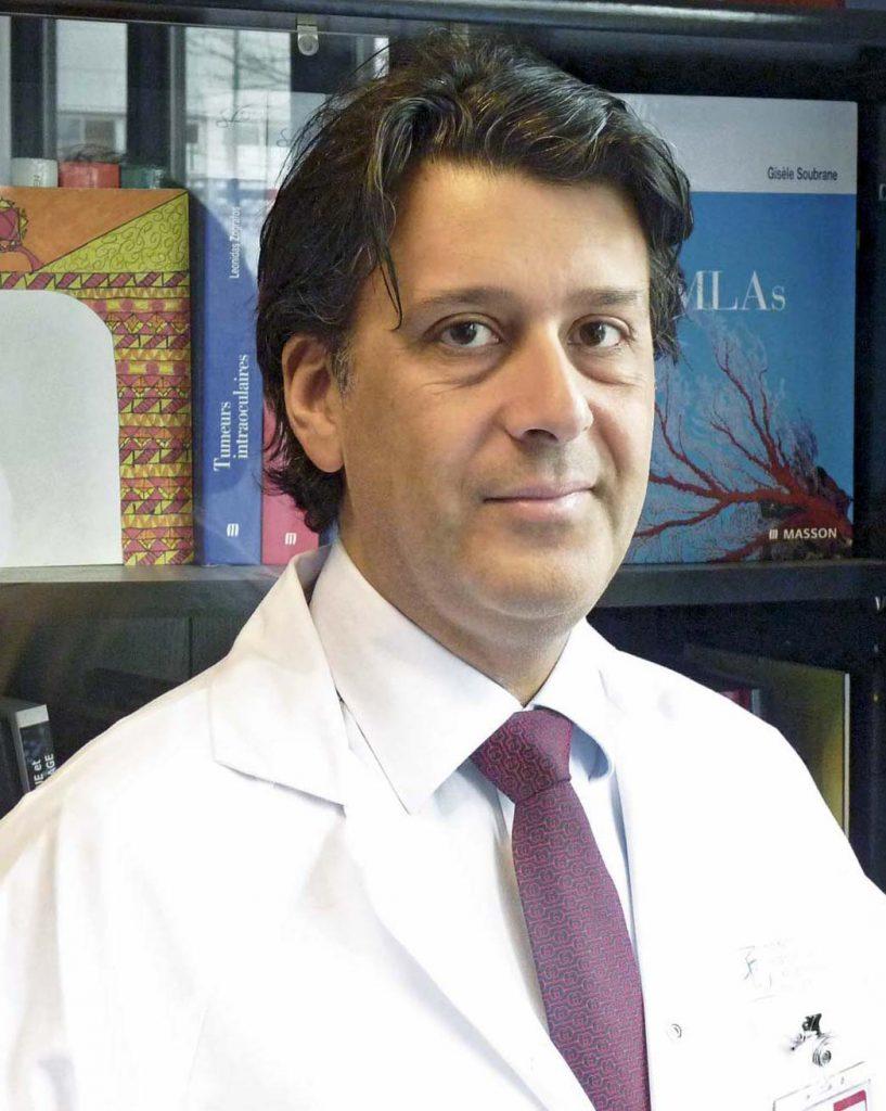 Eric Souied - Président du comité scientifique et fondateur de l'association DMLA